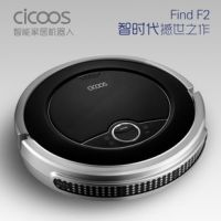 cicoos自动充电扫地机器人自动吸尘器扫地机智能扫地机器人F2信社