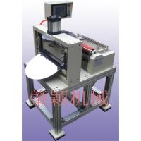 厂家直销JA-163(360mm)微电脑斜角切带机气动调节型