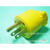低价5-15P美式组装插头 北美电源线插头15A,125V 美标美规接线头