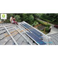 供应追昊太阳能别墅家庭工厂个人分布式新能源发电