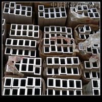 佛山批发供应多种规格铝合金方管 100*25铝方管 70*20铝合金方通