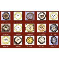 专业生产种工艺钟钟头 钟胆 可印LOGO