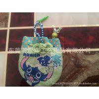 上海工艺礼品厂家专业生产日本迪士尼卡通星际宝贝手机塞福袋