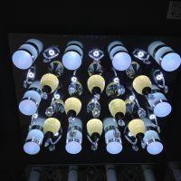 LED水晶灯饰批发现代简约高档水晶灯具客厅吸顶灯卧室灯!!