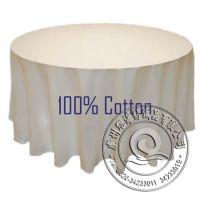 厂家直销酒店 餐厅 酒楼欧式古典100%全棉纯色台布  桌布