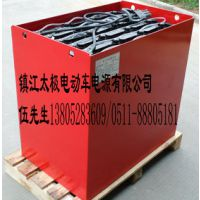 电动堆高叉车冷库用电池电瓶组蓄电池厂家直供价格