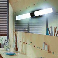 厂家直销现代简约LED镜前灯 节能环保浴室卫生间壁画灯镜子灯批发