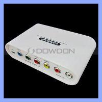 720p高清游戏视频采集卡 视频捕捉 USB2.0接口
