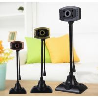 供应正品1200万杰强JC-215(祥云)USB摄像头高清摄像头QQ视频厂家