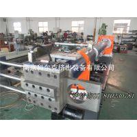 南京挤出机厂家供应SJ系列废膜回收PP塑料造粒机