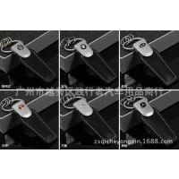 真皮宝马汽车钥匙扣 3系 5系改装 新5系7系X1X3X5X6  钥匙扣