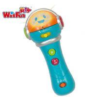 英纷 益智玩具麦克风录音话筒1-3岁婴儿音乐模仿教学2339-NL