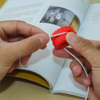 外贸出口耳机绕线器 理线器 可丝印logo  专业硅胶礼品定制工厂