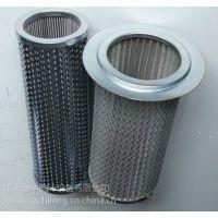 瑞华氨制冷螺杆机用各型号粗油滤网