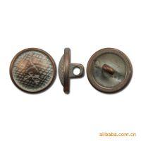 供应各规格手钉扣 锌合金电镀手钉钮 服装纽扣