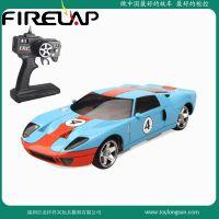批发两驱竞速车 遥控汽车总动员 电动福特GT蚊车 模型玩具车