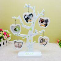 供应创意款连体相框组合 相框 宝宝生日结婚儿童节礼物 欧式相架