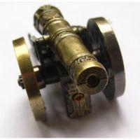 厂家批发 新奇特创意模型CD小炮迷你型防风打火机