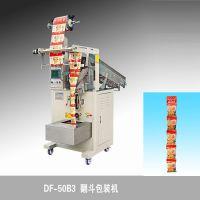 厂家供应锦华泰翻斗包装机(DF—50B3)精度高,速度快操作简单 食品颗粒包装机