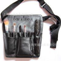 公司赠品定做仿皮化妆包斜跨包皮套专柜化妆师斜挎包可以定制LOGO
