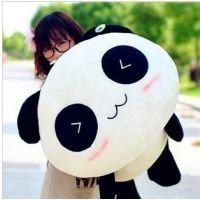 批发供应超大号趴趴熊猫公仔 趴趴熊猫抱枕毛绒玩具公仔 布娃娃