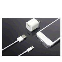 迷你充电器 苹果手机充电器 小绿点充电器 高品质 白色充电头