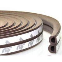 华翔牌 TPE热塑性弹性体橡胶优质木门密封条木门隔音条木门防撞条木门皮条自粘条木门减震条