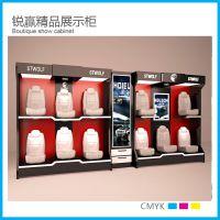 厂家直销展示柜 精美亚克力汽车用品展柜 高端展柜 品质保证