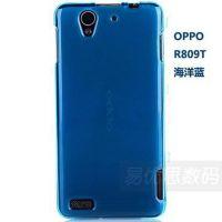 oppo r809t手机壳 r809t手机保护壳 手机保护套 手机套透明薄软壳