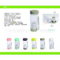 户外必备 便携环保硅胶水杯 透明防漏杯 批发批发优惠