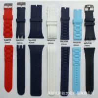 厂家批发供应硅胶手表带 拍拍表带 时尚创意手表带