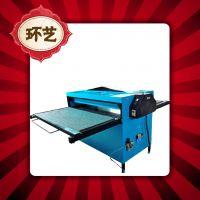 直销气动烫画机 双工位烫画机 气动热转印机 全自动烫画设备