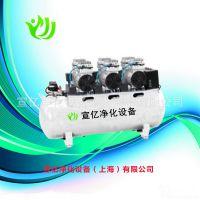 厂家直供精品静音无油空气压缩机压缩气泵原装进口整机