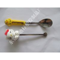 产品供应PVC勺子套 卡通人物立体勺子套 精美勺子套 防水耐磨