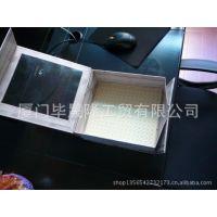 供应福建低价定做 开窗式手链盒 折叠纸盒 饰品盒 产品包装盒  手表盒