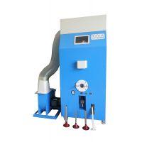玩具加工专用设备质量保证两相电PP棉充棉机