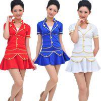 定做连衣裙舞台装表演服演出服派对小礼服 表演服批发 生产厂家