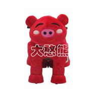 儿童玩具车生产厂家 猪猪侠电动车