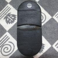 正品进口 法国topy后掌鞋贴防滑 环保耐磨2年 保护鞋底 男款