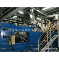 上海金纬提供异向锥形或平行双螺杆挤出机设备
