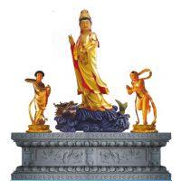 广州万众纯手工打造各种高品质精雕寺庙、家里摆设佛像