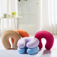 厂家直销 枕头批发 专供网销一件代发  U型枕头  颈椎枕头 护颈枕