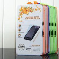 三星S4钢化屏保膜 i9500 i9508手机钢化玻璃保护屏0.26MM