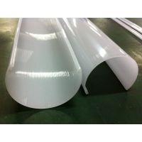 厂定定制挤塑制品,PC型材 PC管材,PC灯罩,PC塑料产品