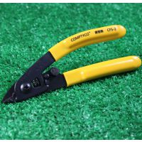 康普泰FTTH冷接工具 米勒钳 皮线光缆光纤切割刀工具套装剥纤钳