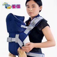 蔓葆 婴儿多功能背带抱带 可拆卸环保透气 六合一宝宝背袋抱袋