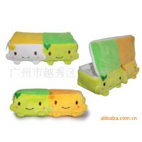 厂家供应Q版在日本豆腐多功能零钱包