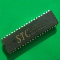 【全新原装STC单片机】STC90C58RD-40I-PLCC44实店经营 正品保证