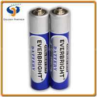 Hot Sales AAA/R03/UM-4 carbon zinc Battery pvc jacket in super quality In Electronic Product