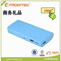 新款钱包移动电源 超薄手机应急充 AAA进口电芯
